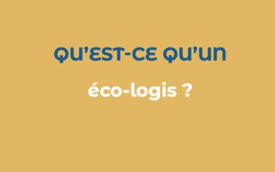 Qu'est ce qu'un éco-logis ? Voir l'article dans «jevoyage durable.com»