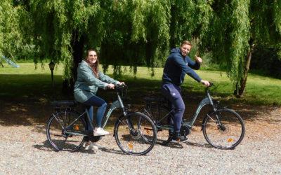 Le Gers à vélo, c'est facile !
